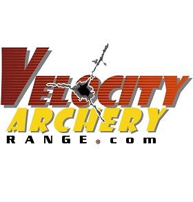 Velocity Archery Range Logo