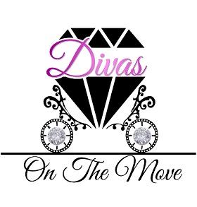 Divas on the Move Logo