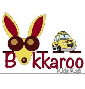 Bukkaroo Ultimate KidsKab Service Logo