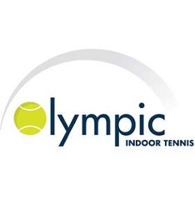 Olympic Indoor Tennis  Logo