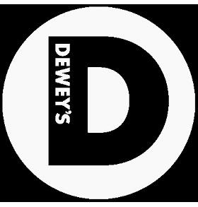 Dewey's Pizza Logo