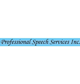 Professional Speech Services Inc. Logo
