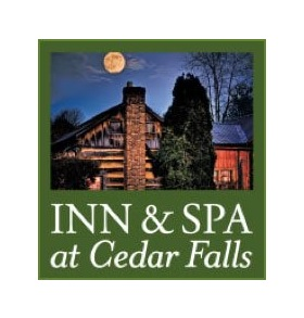 Inn & Spa at Cedar Falls Logo