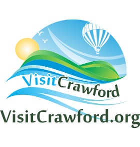Crawford County Convention and Visitors Bureau Logo