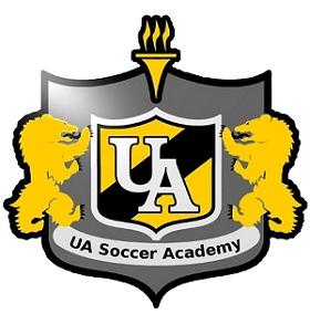 UA Soccer Academy Logo