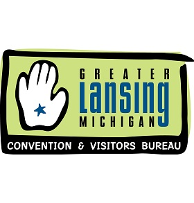 Greater Lansing Convention & Visitors Bureau Logo