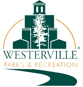 Westerville Parks and Recreation - Thomas James Knox Rink at Alum Creek Park South Logo