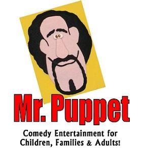Mr. Puppet Logo