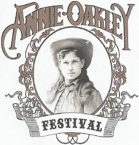 Annie Oakley Festival Logo