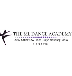 The ML Dance Academy Logo