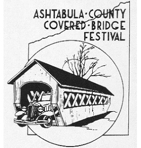 Ashtabula County Covered Bridge Festival Logo
