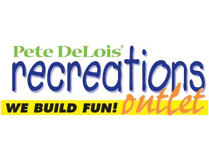 Pete DeLois' Recreations Outlet Logo