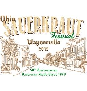 Ohio Sauerkraut Festival Logo