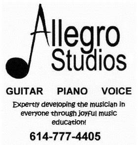 Allegro Studios Logo