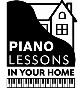Piano Lessons In Your Home, Inc. Logo