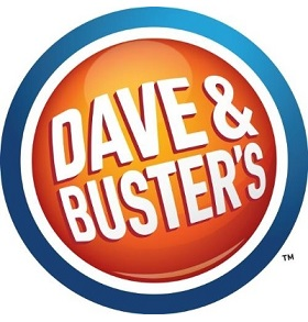 Dave & Buster's Hilliard Logo