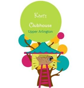 Kiwi's Clubhouse, Upper Arlington Logo