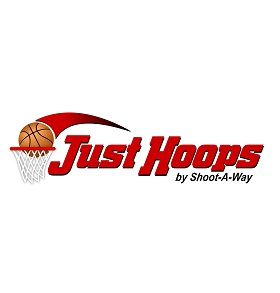 Just Hoops by Shoot-A-Way Logo