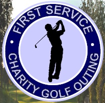 First Service Charity Golf Outing Logo