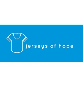 Jerseys of Hope Annual Jersey Drive Logo