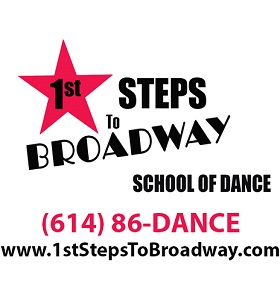 1st Steps to Broadway School of Dance Logo