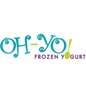 OH-YO! Frozen Yogurt Logo