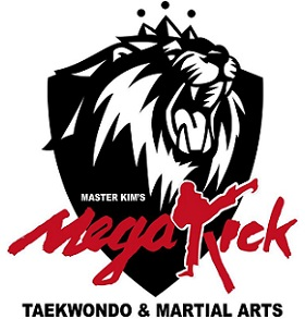 MegaKick Martial Arts Logo