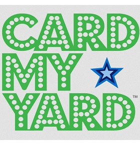 Card My Yard New Albany Logo
