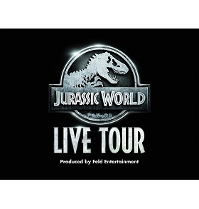 Jurassic World Live Logo