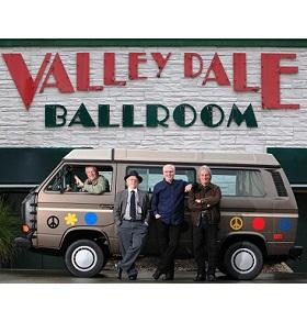 Valley Dale Ballroom presents Woodstock 50 By Columbus Logo