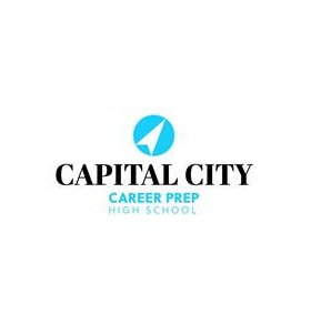 Capital City Career Prep High School Logo