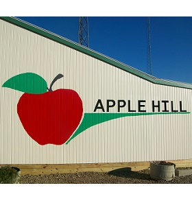 Apple Hill Orchard Logo