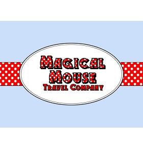 Magical Mouse Travel Company Logo