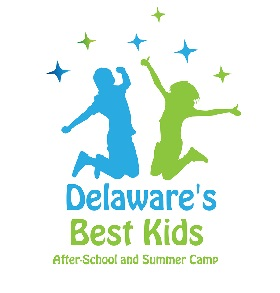 Delaware's Best Kids Summer Camp Logo