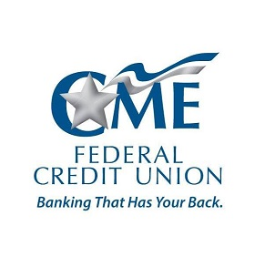 CME Federal Credit Union Logo