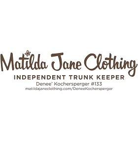Matilda Jane Clothing - Independent Trunk Keeper Denee' Kochersperger Logo