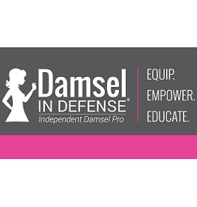 Damsel in Defense Logo