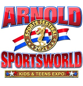 Arnold SportsWorld Kids & Teens EXPO Logo
