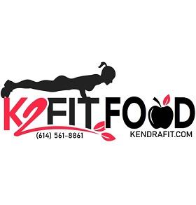 K2Fit Food Logo
