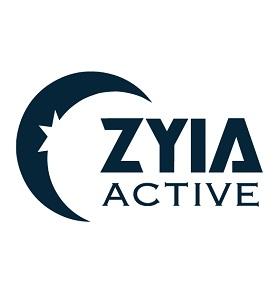 Zyia Active Independent Representative - Krystle Proper Logo