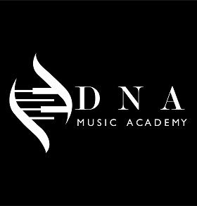 DNA Music Academy Logo