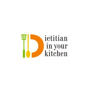 Dietitian In Your Kitchen Logo