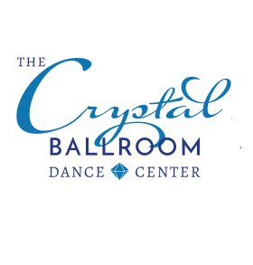 Crystal Ballroom Dance Center Logo