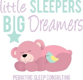 Little Sleepers, Big Dreamers Pediatric Sleep Consulting Logo
