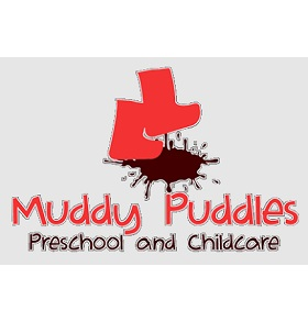 Muddy Puddles Preschool and Childcare Logo