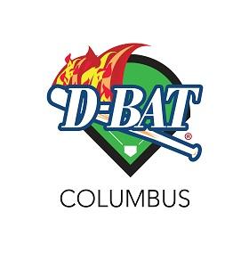 D-BAT Columbus North Logo