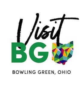 Visit BG Ohio Logo