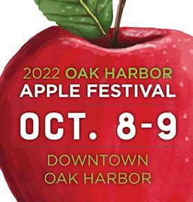 Oak Harbor Apple Festival Logo