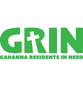 Gahanna Residents in Need (GRIN) Logo