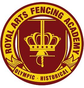 Royal Arts Fencing Academy Logo